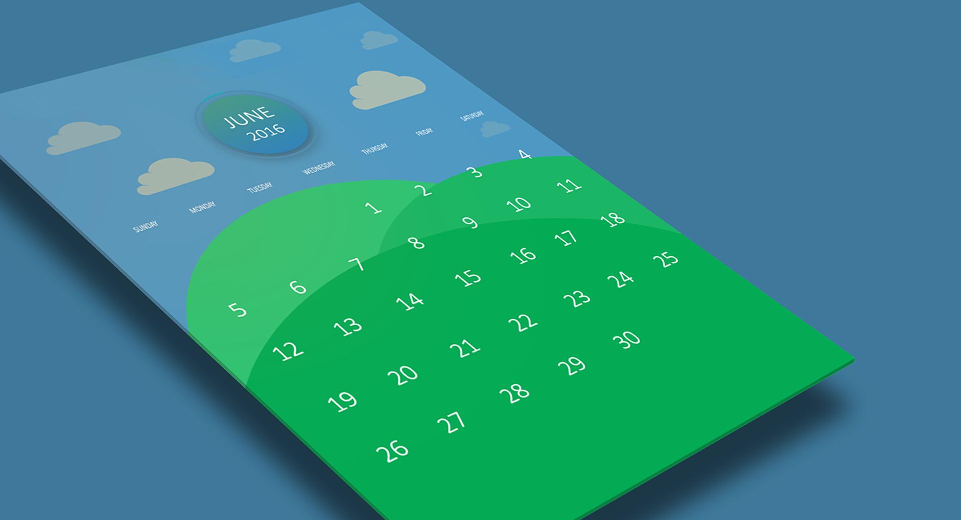 June Calendar Heading : Educator newsletter skyward inc